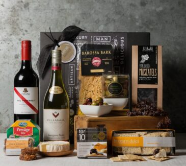 Cheese and Wine Gift Hamper