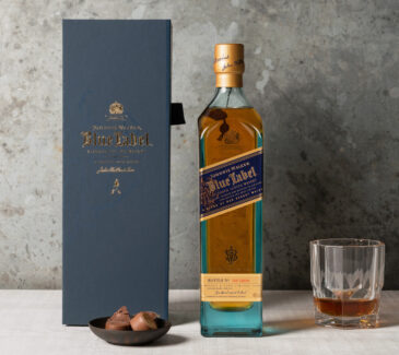 Johnny Walker Blue Label Whiskey