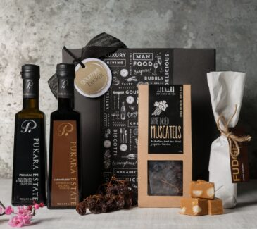 Pukara Estate gift. Gift Hampers from Gourmet Basket