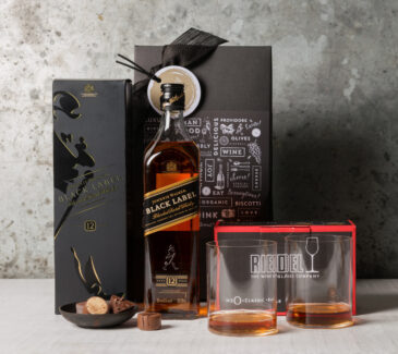 Johnny Walker Black Whiskey, gifts for men