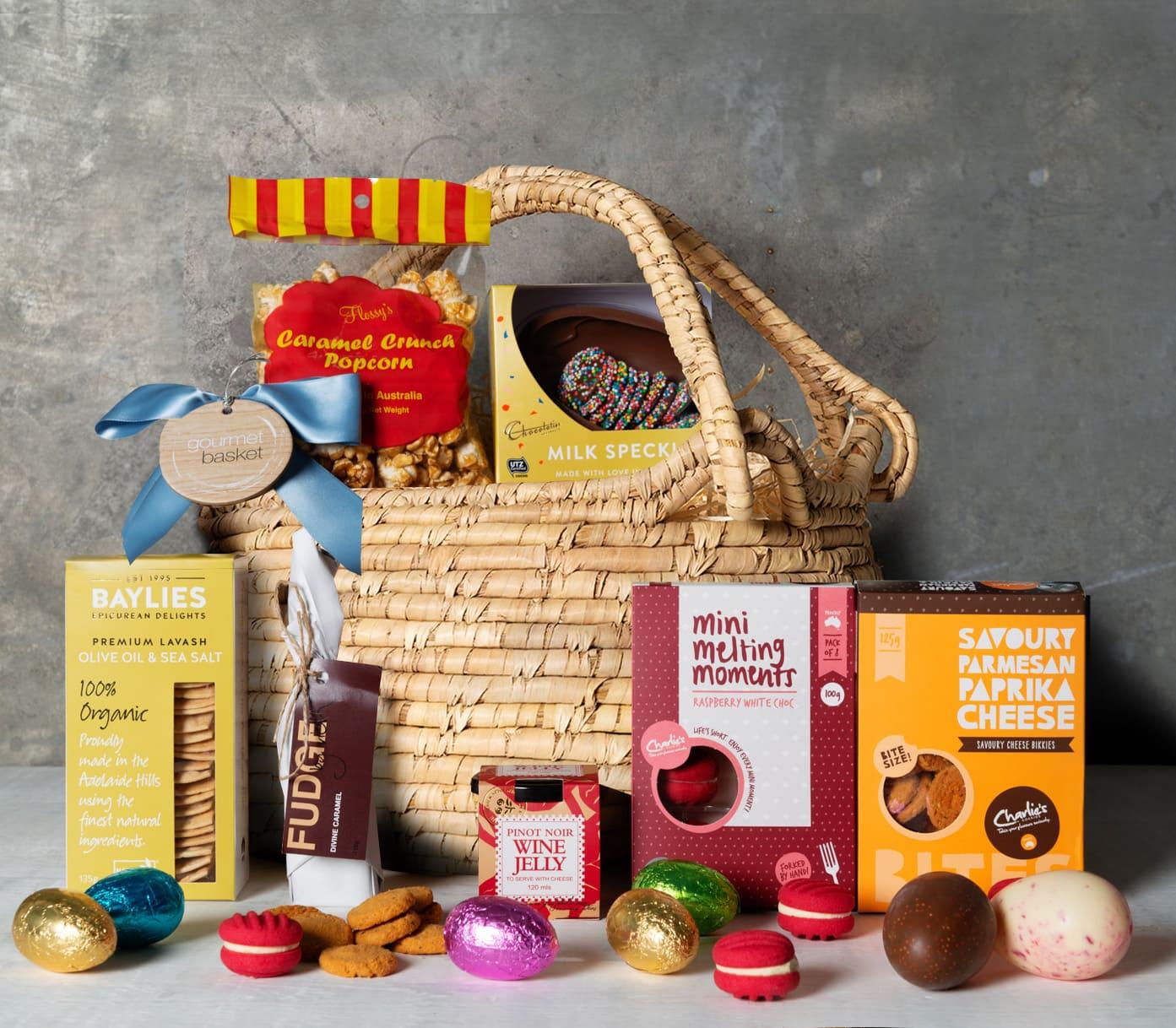 Easter Gifts to Get Delivered | The Easter Basket Hamper | Beanstalk Mums